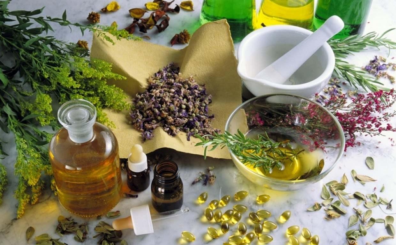Подбор лекарственных растений