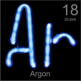 Что такое аргон в химии